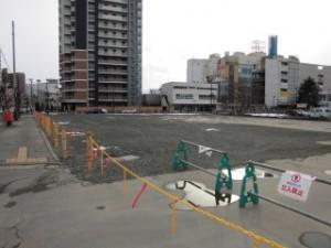 ブログ写真(バスセンター跡地)